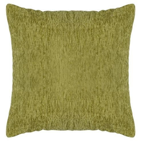 buy tesco chenille cushion green from our cushions range. Black Bedroom Furniture Sets. Home Design Ideas