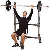 Body-Solid Pro Club-Line Shoulder Press Bench