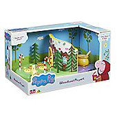 Peppa Pig Once Upon A Time Woodland Playset