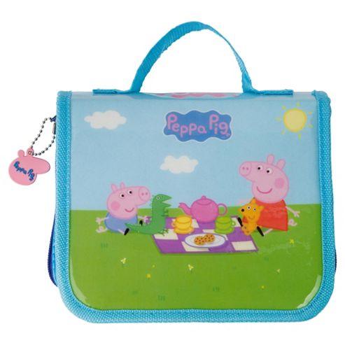 Peppa Pig Colouring Bag