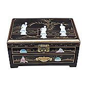 Grand International Decor Mother of Pearl Small Jewellery Box
