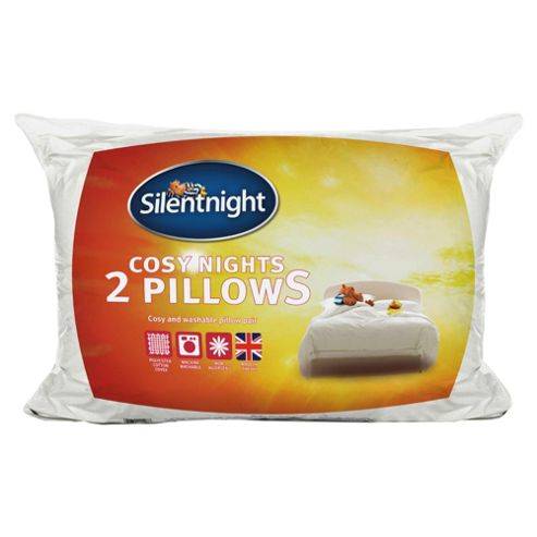 Silentnight Cosy Nights Pillow Pair