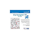 Garmin City Navigator NT MicroSD/SD Card (Europe)
