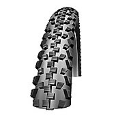 Schwalbe Black Jack 18 x 1.90 Active WiredKevlar Guard SBC Black- Skin 420g (47-355)