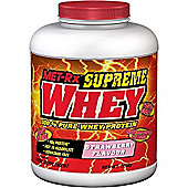 Met-Rx Supreme Whey Strawberry 5lb 2268g Powder