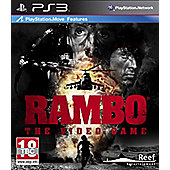 Rambo The Videogame