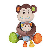 Bigjigs Toys Cheeky Monkey 24cm Soft Plush Toy