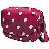 Rixen & Kaul Funbag Ladies Handbag: Ruby Dots.