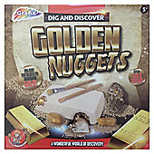 Grafix Dig and Discover Golden Nuggets