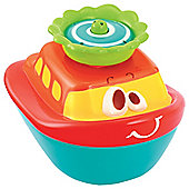 ELC Spin and Sprinkle Bath Boat