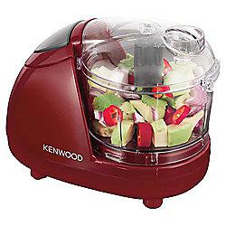 Kenwood CH181A Mini Chopper - Red