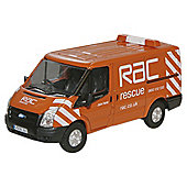 RAC New Ford Transit Van (L.Roof)