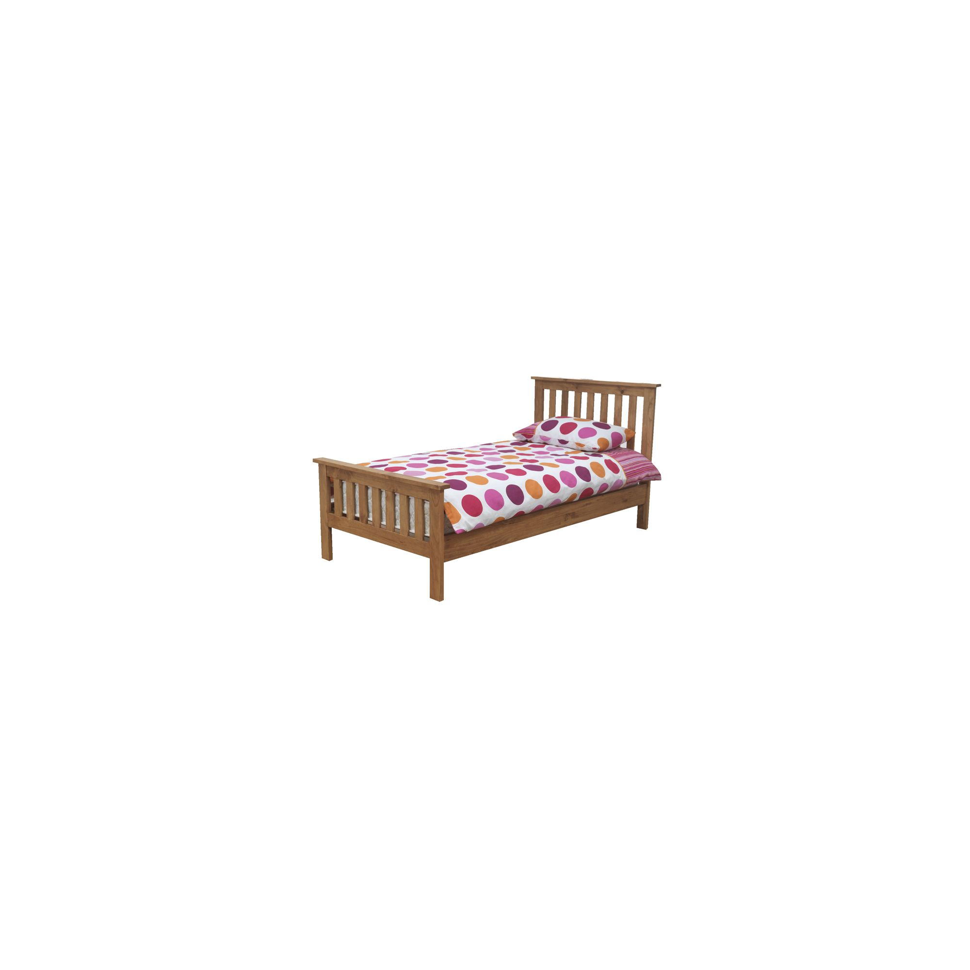 Furniture Link Devon Bed Frame - King at Tesco Direct