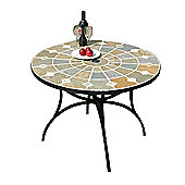 Europa Leisure Alicante Low Round Bistro Table