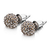 Shimla Ladies Small Rose Gold Stud Earrings - SH-071S