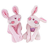 Lollipop Lane Upsy Daisy Toy Tie Backs