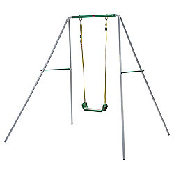 Plum 2-in-1 Swing Set