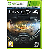 Halo 4 Game of the Year - Xbox-360
