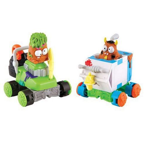 The Trash Pack - Scrap Racers Playset