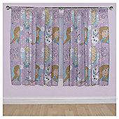 "Disney Frozen Curtains W168xL137cm (66x54"")"