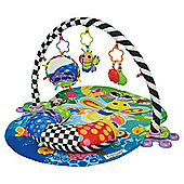 Lamaze Freddie the Firefly 3 in 1 Baby Play Gym