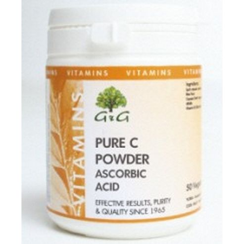 G & G Ascorbic Acid 100g Powder