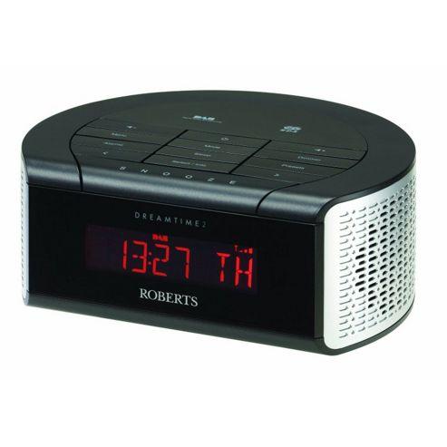ROBERTS DREAMTIME 2 DAB/FM CLOCK RADIO