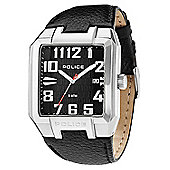 Police Main Street Mens Date Display Watch - 13751JS-02