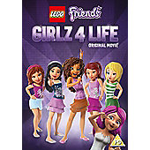 Lego Friends - Girlz 4 Life DVD