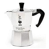La Cafetiere Bialetti Moka Express 3 Cup Espresso Maker