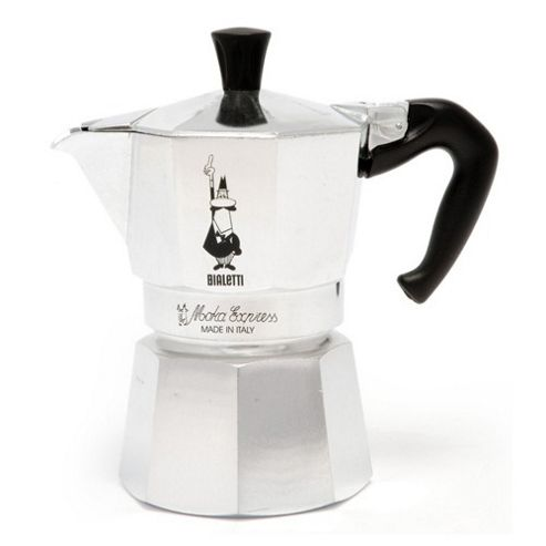 Cafetiere Italian Coffee Maker : Buy La Cafetiere Bialetti Moka Express 3 Cup Espresso Maker from our Cafetieres range - Tesco