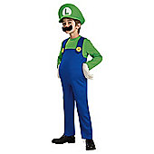 Rubies UK Deluxe Luigi- S