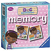 Ravensburger Doc McStuffins Mini Memory Game