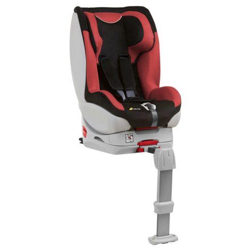 Hauck Varioguard Group 0-1 Car Seat, Black/Red