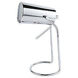 Brooklyn Desk Lamp, Chrome