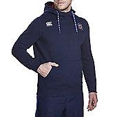 Canterbury Bath Rugby OTH Hoody - Peacoat - Blue