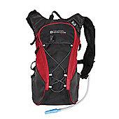 Mountain Warehouse Raid 5L Hydro Bag - Red