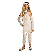 Rubies Fancy Dress - Drama Queens - Mummy-ista Costume - UK Child Size Large 8-10 Years