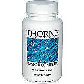 Thorne Research Basic B Complex 60 Veg Capsules