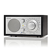 Tivoli Audio Model One BT, Bluetooth FM/AM Radio, Black Ash, Silver