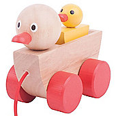 Bigjigs Toys BJ770 Duck and Duckling