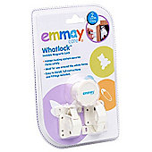Emmay Care Safety Whatlock 2 Locks 1 Key