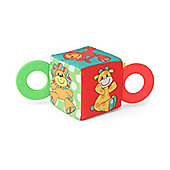 B Baby's Toy Teether Cube