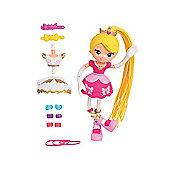 Betty Spaghetty Mix and Match Fashion Doll - Princess Betty