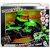 Dickie Toys RC Kawasaki KFX 450R
