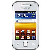 Samsung Galaxy Y White