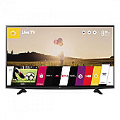 LG 43UF640V Smart 4K Ultra HD 43 Inch LED TV with Built-In WiFi and Freeview HD