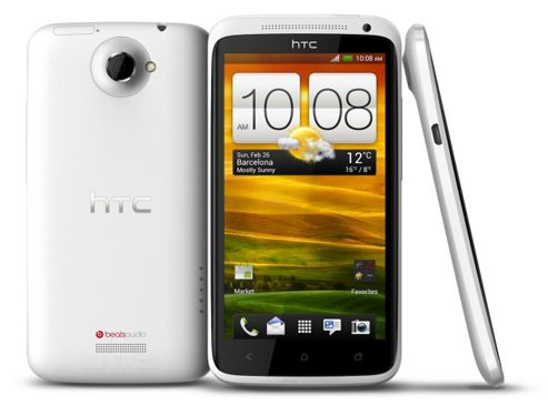 HTC One X - Sim Free (Polar White)