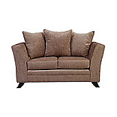 Ella Two Seater Sofa - Mink