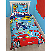 Disney Cars Champ Single Duvet Cover and Pillowcase Set